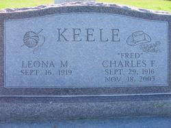 Charles Fredrick Fred Keele