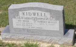 Florence <i>McAuley</i> Kidwell