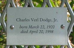 Charles Verl Dodge, Jr