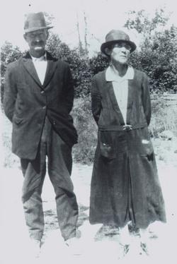 Harriet Hattie <i>Benfield</i> Saulmon