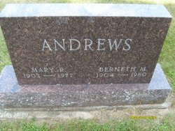 Mary R. Andrews