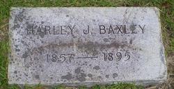 Harley J. Baxley