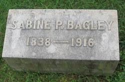Sabine P. <i>Clark</i> Bagley