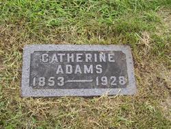 Phoebe Catherine <i>LaRue</i> Adams
