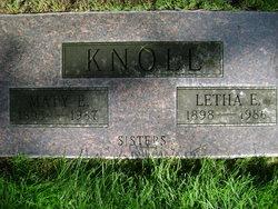 Leatha Eleanor Knoll
