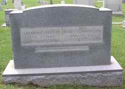 Mary E <i>Johnston</i> Allen