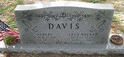 Lela Mae <i>Walker</i> Davis