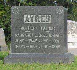 Dr Jeremiah Ayres