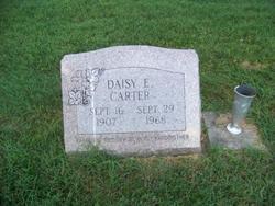 Daisy E <i>Henderson</i> Carter