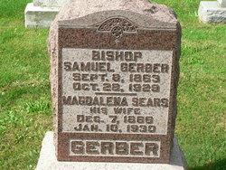 Rev Samuel Gerber
