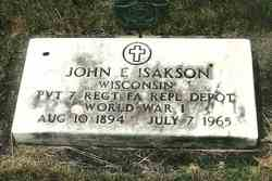 John E. Isakson