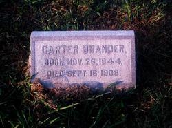 Sgt Carter Brander