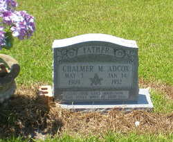 Chalmer M. Adcox