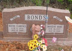 Wayne Clarence Bonds