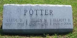 Clyde David Potter