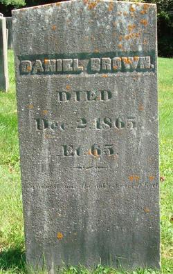 Daniel Brown, Jr