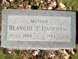 Blanche <i>Lowry</i> Danforth