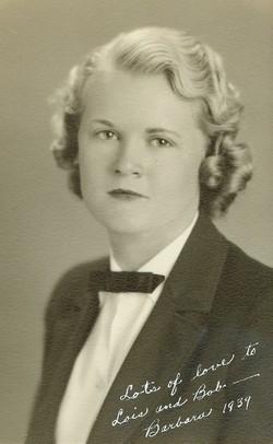 Barbara Ann <i>Cockrum</i> Bentley