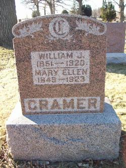 Mary Ellen <i>Gerberich</i> Cramer