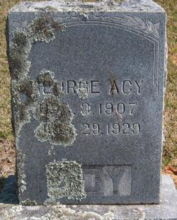 George Acy