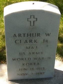 Arthur W Clark, Jr