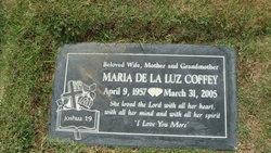 Maria <i>De La Luz</i> Coffey