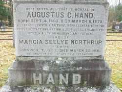 Augustus Cincinnatus Hand