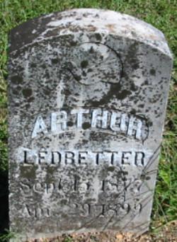 Arthur Ledbetter
