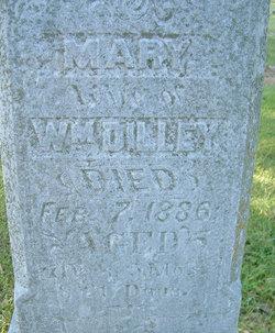 Mary <i>Axtell</i> Dilley