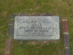 William Hewell Britt