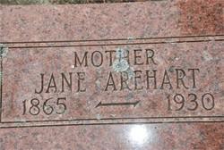 Lucinda Jane Jenny <i>Marsh</i> Arehart