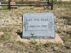 Elda Mae <i>Agard</i> Bowen