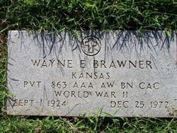 Wayne Ellis Brawner, Sr
