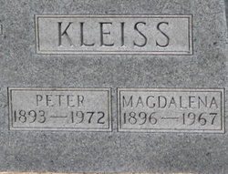 Peter Charles George Kleiss