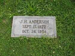 Jacob Hamilton Anderson