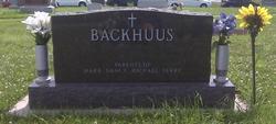Peter C Backhuus