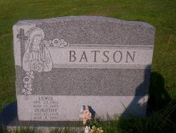 Lewis Batson