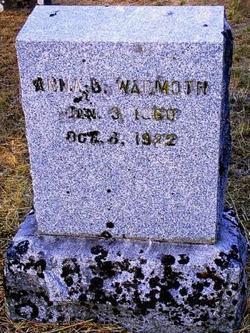 Anna Belle Warmoth