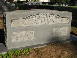 Grady Eugene Adams