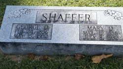 Mary D. Shaffer