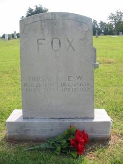 Elvin Wadkins Fox