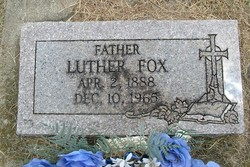 Elvin Luther Fox