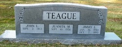 John Lackey Teague