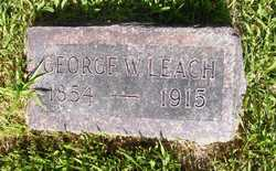 George Washington Leach