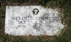 Dessie C Chambers