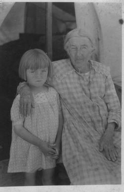 Henrietta Catura <i>Campbell</i> Huggins