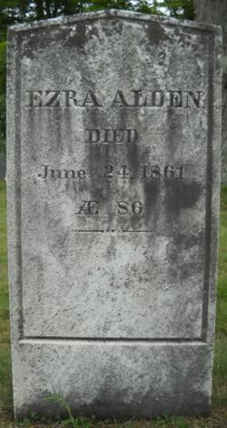 Ezra Alden