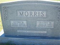 Letha M Morris