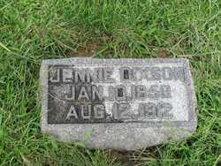 Jennie Dixson