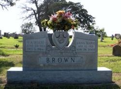 V. A. Buck Brown